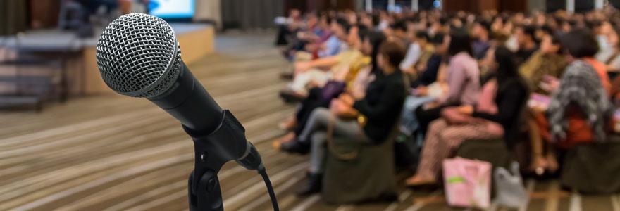 Maitriser les secrets de la prise de parole en public